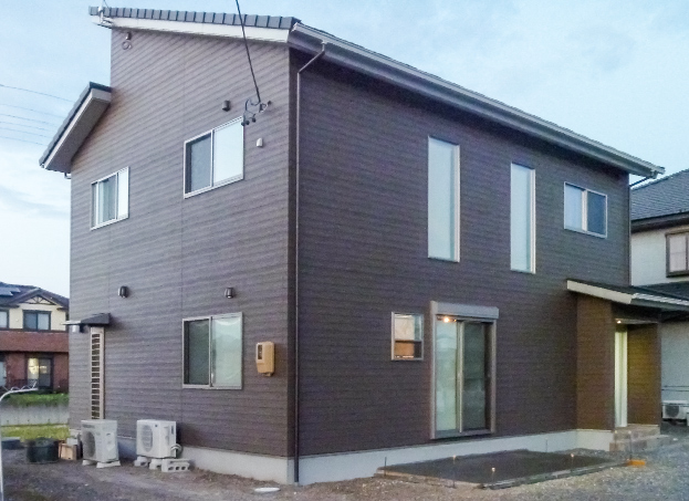 島田市 新築 外観