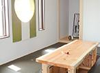 島田市 新築 掘りごたつ式テーブル